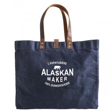 Custom Tote Bag MAKER VIBE