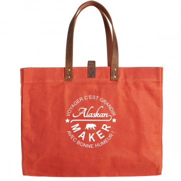 Custom Tote Bag MAKER STARS