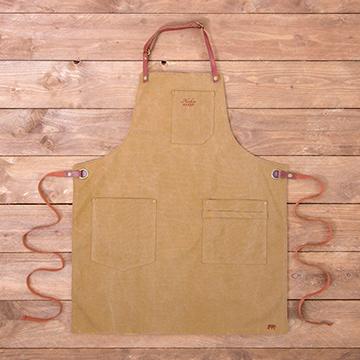 Apron No.325 - Mustard