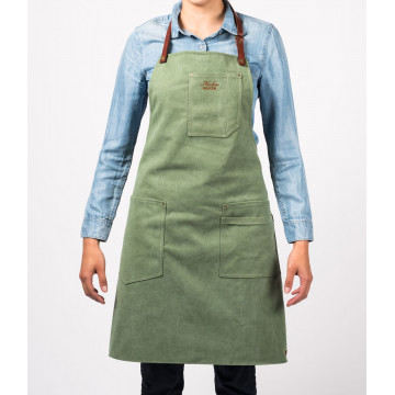 Apron No.325 - Mint Green