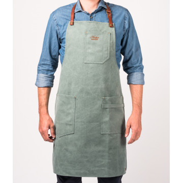 Apron No.325 - Green