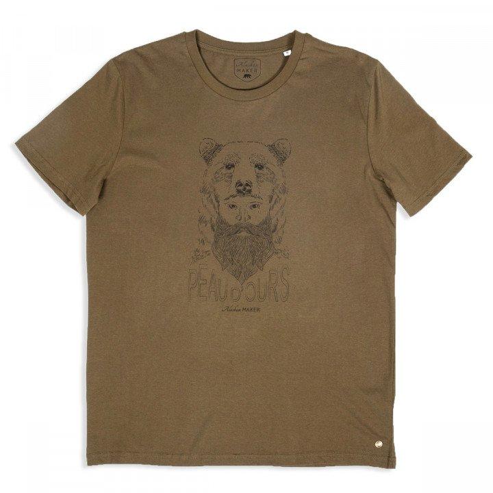 T-shirt PEAU D'OURS