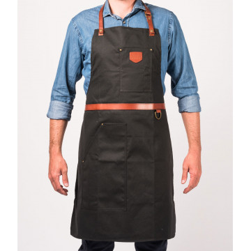 Apron No.239 - Black