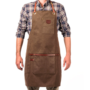 Apron No.547 - Tobacco