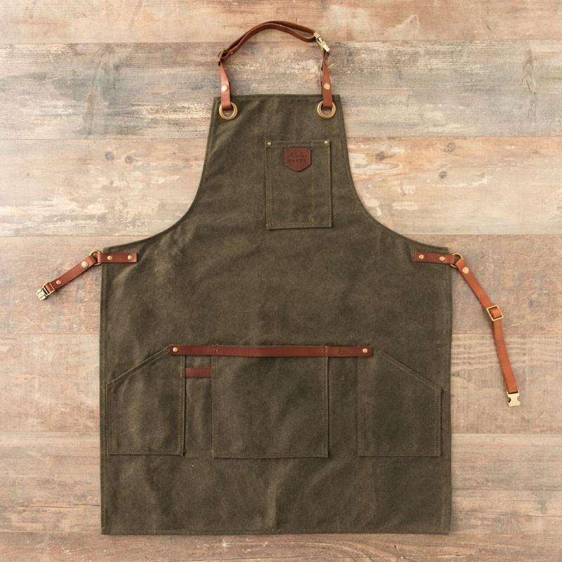 tablier chic de cuisine jardinage bricolage tabliers homme femme alaskan maker. Black Bedroom Furniture Sets. Home Design Ideas