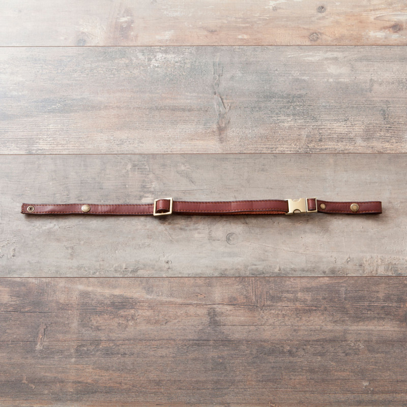 Leather Neck Strap for Apron N°547
