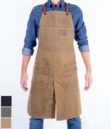 Tablier d'artisan N°690 alaskan maker